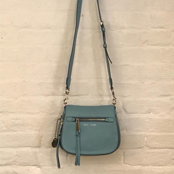 38b7d71ca0 Marc Jacobs Recruit small saddle bag. M_5aaeacce05f430de6264b690